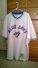 Cecil Fielder Mitchell & Ness Jersey Toronto Blue Jays Men's size 56 / 3XL RARE