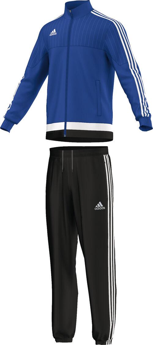 Adidas Tiro 15 Präsentationsanzug Gr.L, solar red night