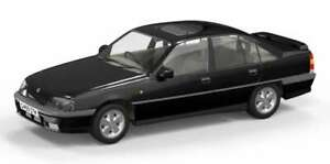 CORGI-VA14004A-VAUXHALL-CARLTON-GSI-3000-diecast-model-Starmist-black-RHD-1-43rd