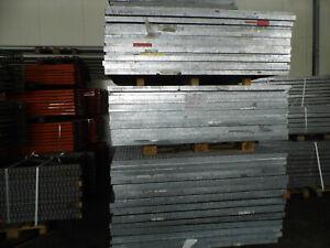 Gitterrost für Palettenregal zum Auflegen ca.1.790 x 1.100 mm Maschen 30 x 30 mm