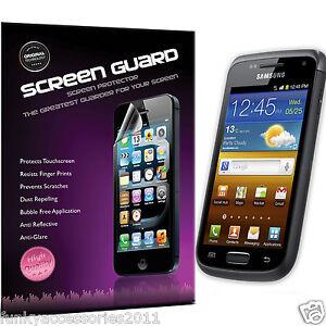 samsung galaxy w i8150 wonder high quality crystal clear lcd screen rh ebay co uk Samsung Galaxy S8 AT&T Samsung Galaxy Manual