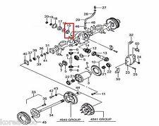 OEM R85 Type Rear Pinion Outer Bearing Ssangyong Kyron 2005+ Korando 1997-2005