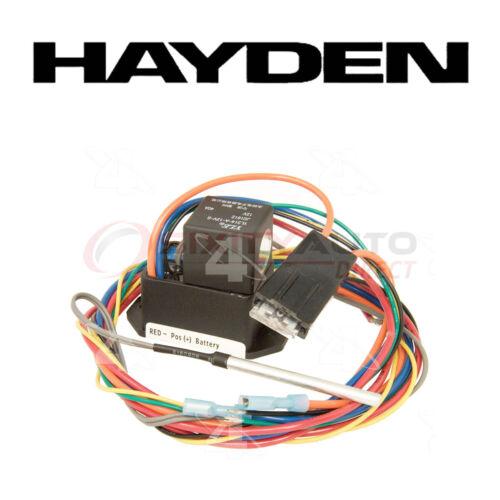 Hayden Cooling Fan Controller for 2006-2007 Jeep Commander 3.7L 4.7L V6 V8 gj