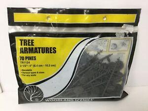 Woodland-Scenics-TR1124-Tree-Armatures-70-Pines