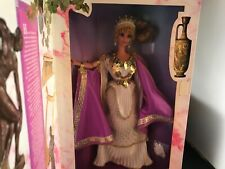 1996 GRECIAN GODDESS BARBIE DOLL FROM THE GREAT ERAS COLLECTION MATTEL 15005 NIB