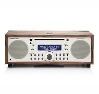 Tivoli Audio Music System Bt Walnut/beige Am/fm/cd System W/bluetooth on sale