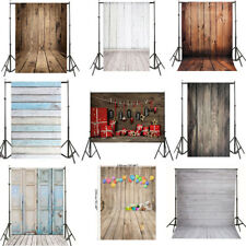 Photo Backdrops Vinyl Wooden Floor Photography Background For Newborn Kid Decor