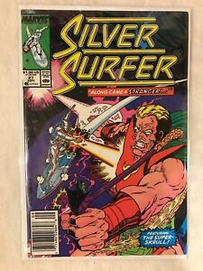 Silver Surfer #27 Marvel Comics VF-