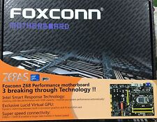 Foxconn Z68A-s (Brand New Sealed Retail Box) Socket 1155 Mainboard