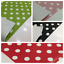 Spotted-Wipe-clean-Tablecloth-oilcloth-vinyl-PVC-Spot-polka-dot-140cm-wide-M40 thumbnail 2