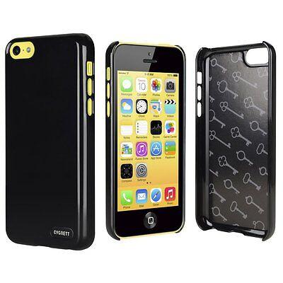 CYGNETT Slim Gloss for iPhone 5C in Black