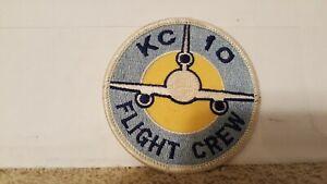 USAF-KC-10-Flight-Crew-Air-Ravitaillement-Citerne-Version-5-3-X-3-Pouces