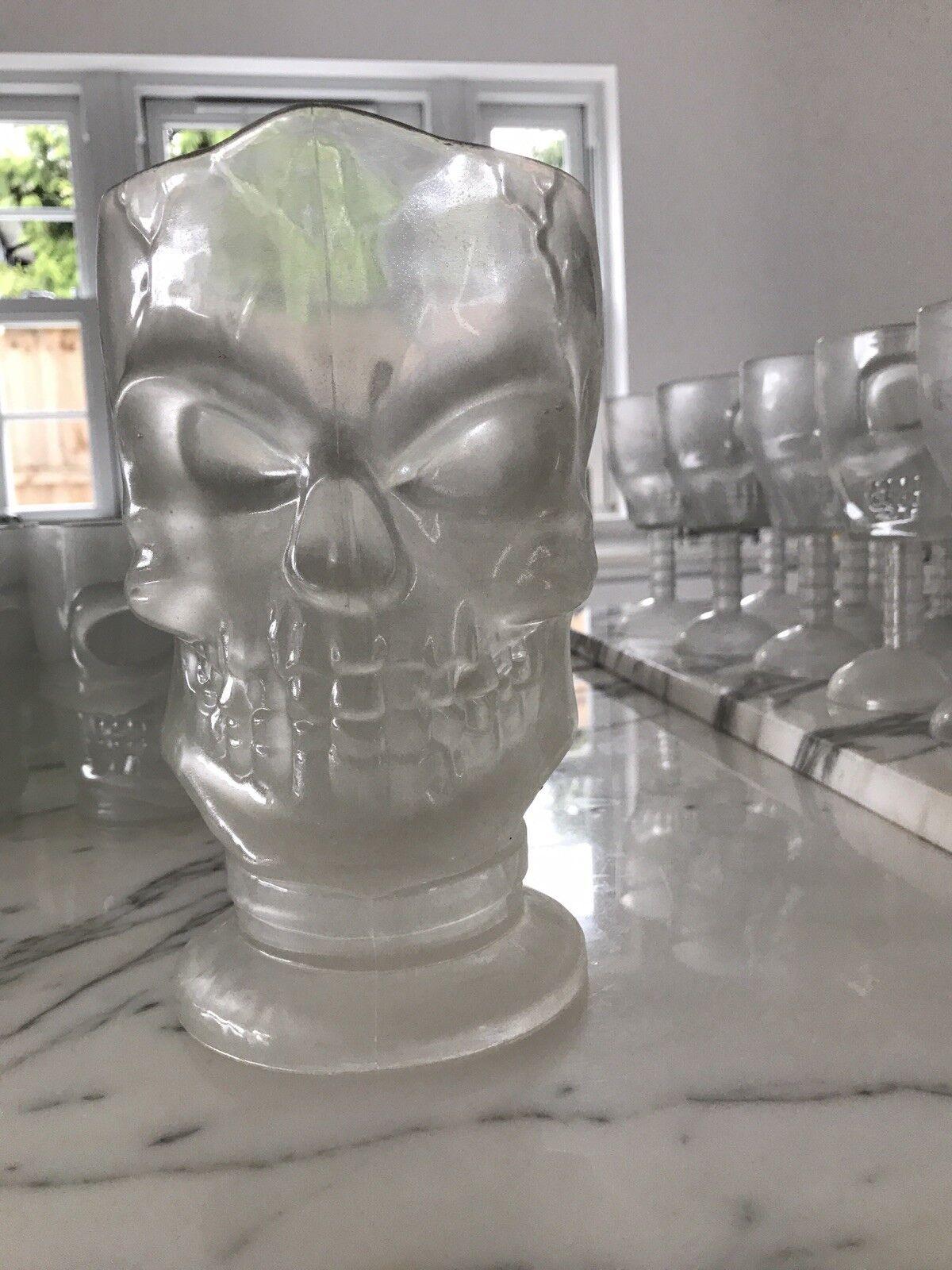 Halloween Party Cups gobelets verres carafe Glow in the Dark