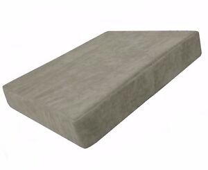 Image Is Loading Ma18t Ash Grey Velvet Style Box Thick