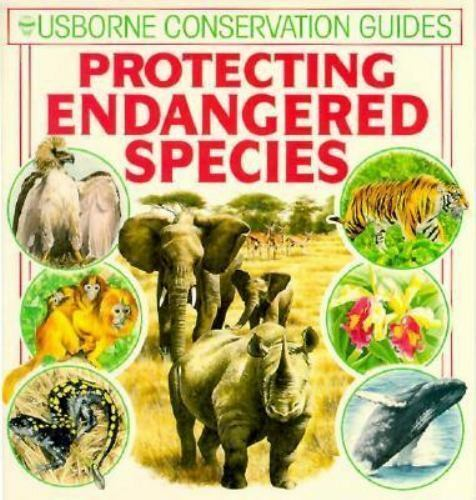 Protecting Endangered Species by F. Brooks