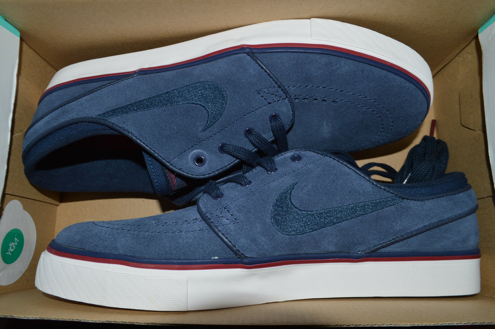 New Nike SB Zoom Janoski Shoes Sneakers AH4233-446 womens 9.5 or Mens Price reduction
