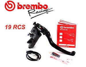 BREMBO-SET-BOMBA-DE-FRENO-RADIAL-RCS-19mm-Yamaha-YZF-R1-2011-2012