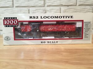 HO-Scale-Life-Like-Proto-1000-31279-RS-2-decorated-for-New-Haven-no-0509