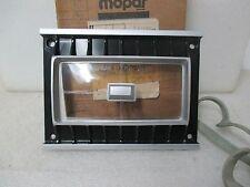 """Mopar """"NOS"""" 1971-72 Dodge Dart Swinger & Demon LH Turn Signal Light Lens 3620745"""
