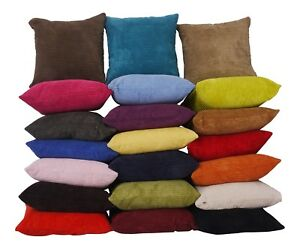 Gran-Llanura-Super-Suave-Chenilla-Rayas-Cushion-Covers