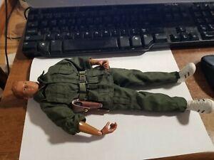Vintage-21st-Century-Toys-The-Ultimate-Soldier-12-034-Action-Figure-Uniform-gun