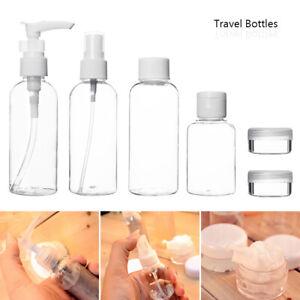 9x-100ml-bouteilles-en-plastique-pour-les-voyages-les-vacances-de-vol-L7