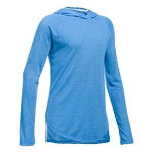 Under Armour Girls Threadborne Hoodie Youth Size Large MSRP:$45