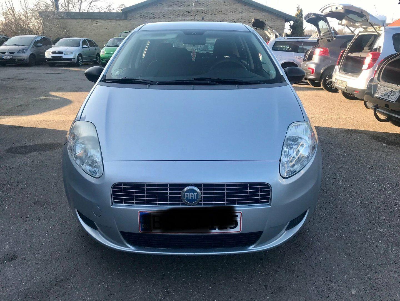 Fiat Grande Punto 1,2 Active 5d - 14.900 kr.