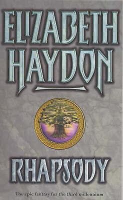 Rhapsody: Child Of Blood,Haydon, Elizabeth,Excellent Book mon0000092991