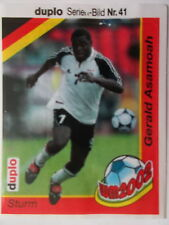 duplo/hanuta Bild 41 WM 2002 Gerald Asamoah Deutschland