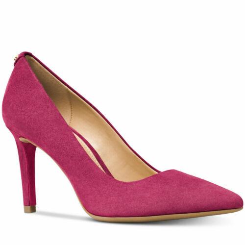 Michael Kors Dorothy Lacquer Pink Flex Pump Shoes Size 9