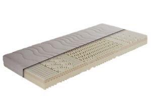 frankenstolz visco 7 zone h2 mehrschicht matratze aloe vera bezug 140 x 200cm ebay. Black Bedroom Furniture Sets. Home Design Ideas