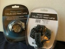Mitaki-Japan ELHDLT7 7 LED Head Lamp