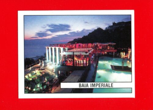n BAIA IMPERIALE -New 43 DISCOTECHE /'93 -Panini 1993- Figurine-stickers
