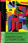 Norton Anthology of American Literature 7e V E by Nina Baym (2007, Paperback)