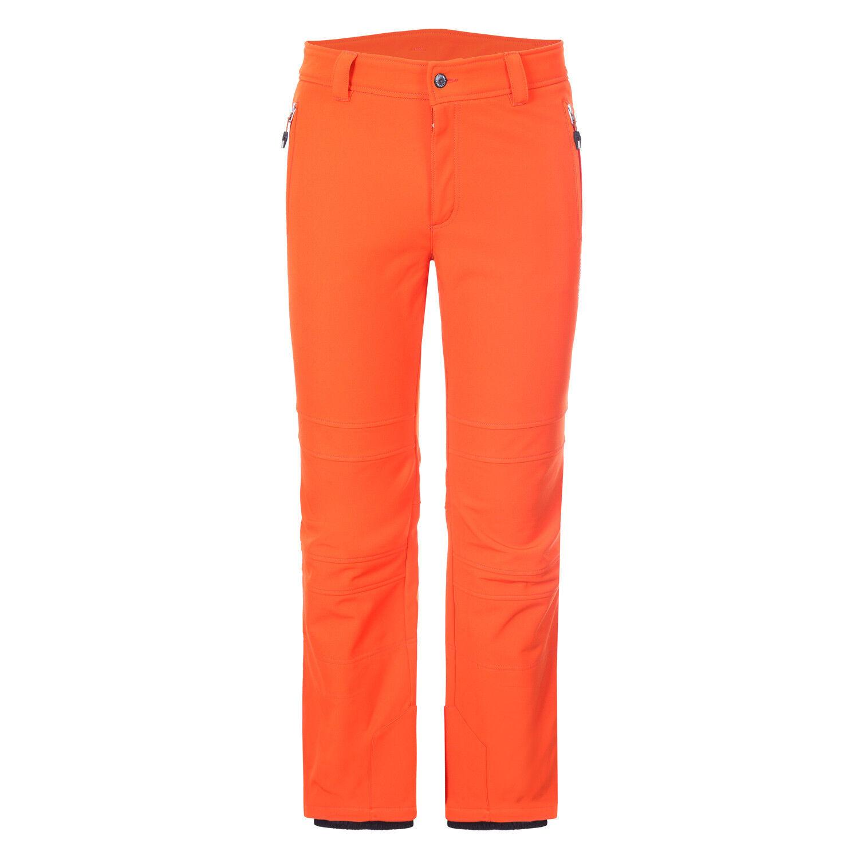 Icepeak Otso - Herren Softshell Hose Outdoorhose - 257101380-465 Orange  | Gutes Design