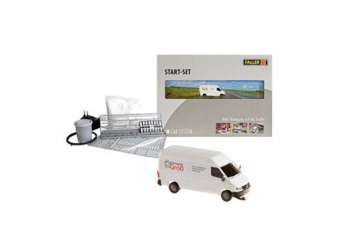 Faller 161504 HO 1//87 Kit de démarrage Car System MB Sprinter
