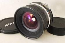 2262#J Nikon NIKKOR 20mm f/2.8 Ai-S Lens Excellent