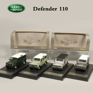 Master-1-64-Scale-LAND-ROVER-Defender-110-Long-Wheelbase-SUV-Diecast-Car-Model