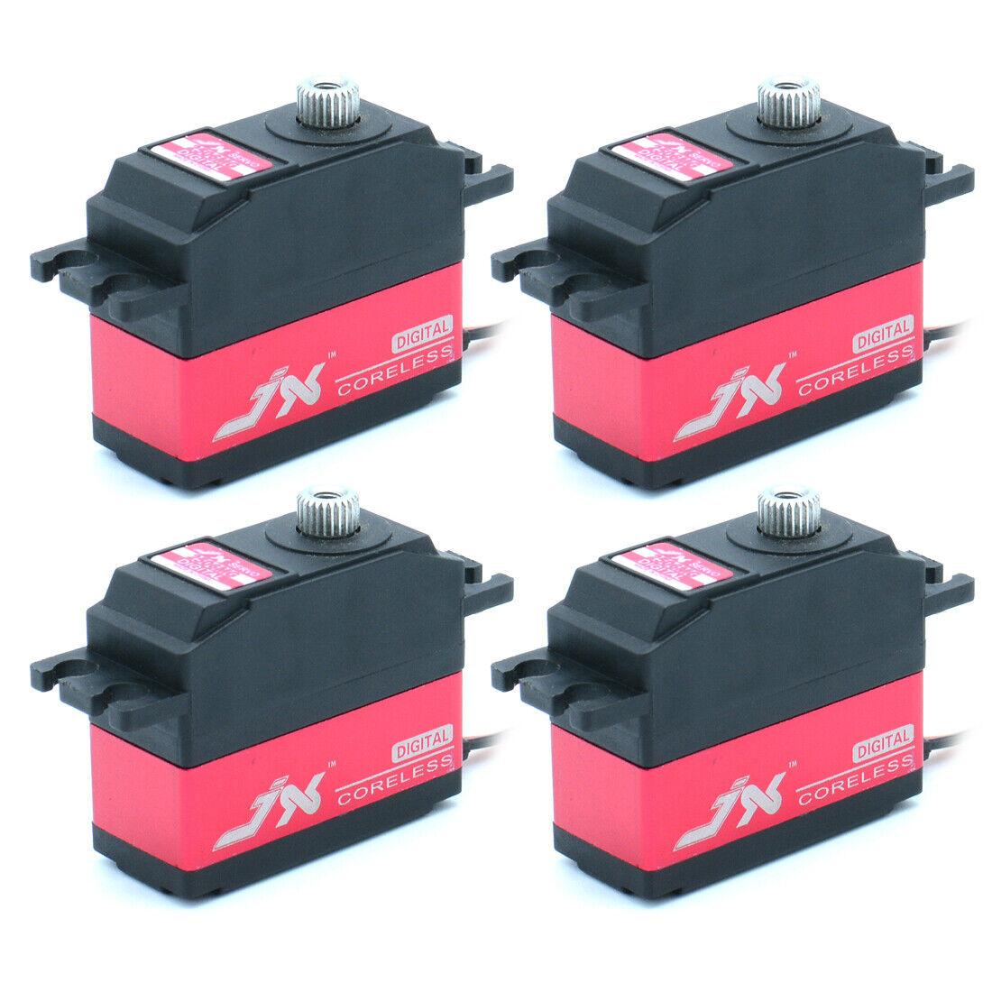 produttori fornitura diretta JX Servo PDI-2506MG 25g Metal Miniature Miniature Miniature Servo Digital Servo CNC Aluminum Shell  buona qualità