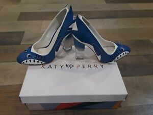 90343e8372c Details about KATY PERRY FABULOUS & UNUSUAL FISH HIGH HEEL SHOE - NIB sz 6