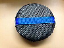 Harley Davidson Police Motorcycle Siren Cover Blue line