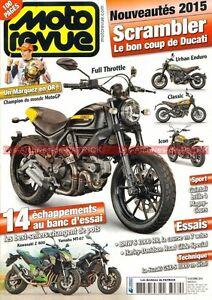 MOTO-REVUE-3989-HARLEY-DAVIDSON-Road-Glide-Special-BMW-S1000-RR-DUCATI-Scrambler