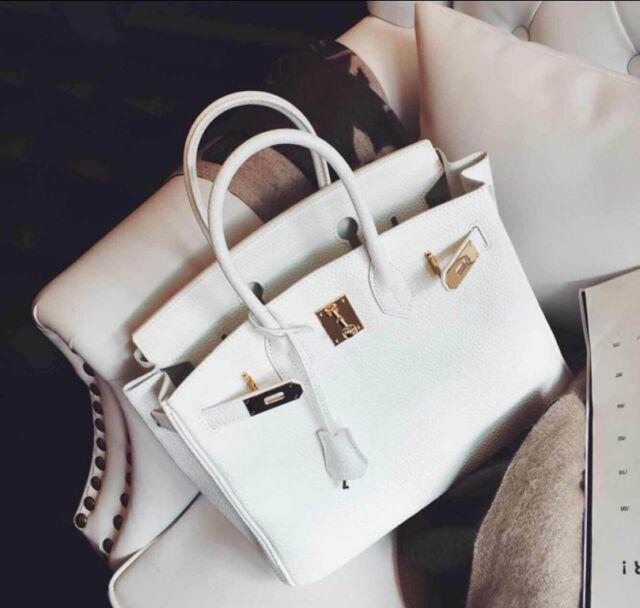 Hot Sale Womens Handbag Satchel Shopper Bag Tote Leather Zipper Shoulder Fashion
