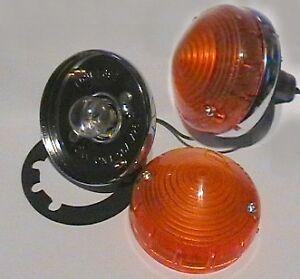 2 Avant Ou Arrière Indicateur Lumineux Xl691 Reliant Ant Tw9 Pick Up Camion 1967-87-afficher Le Titre D'origine