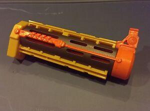 Image is loading Nerf-BARREL-silencer -ext-Retaliator-Stryfe-spectre-Longshot-
