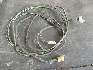 1963 63 buick special wiring harness front to back oem skylark image is loading 1963 63 buick special wiring harness front to