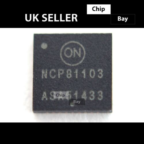 On Semiconductor NCP81103 81103 potencia IC Chip