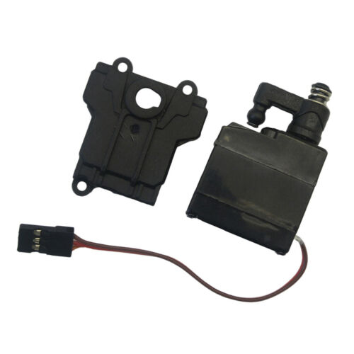 1//16 RC Replacement 3 Wire Servo Plastic for Xinlehong Q901 Q902 Q903 Parts