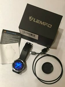 LEMFO-LEM8-4G-Smart-Watch-Android-7-1-16GB-With-GPS-Camera-Wifi-Bluetooth-Black
